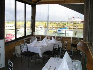 Yaringa Marina licensed restaurant